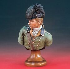 Verlinden 200mm (1/9) Colonel Banastre Tarleton Bust in American Revolution 1933
