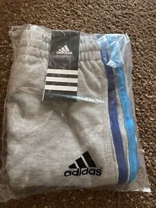 Adidas 9/10 Years Ess 3stripeChildren's Shorts New With Tags