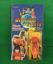 1985 Defenders Of The Earth Flash Gordon NIC No.5100byGaloob
