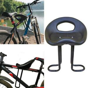 Child Seat for Bike Front Mount Quick Dismount Safety Carrier