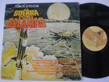 Exploito STAR WARS LP SPAIN 1978 Disco Studio Group