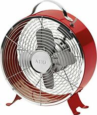 Aeg Ventilateur de table VL 5617 M Diamètre 260 mm Rouge