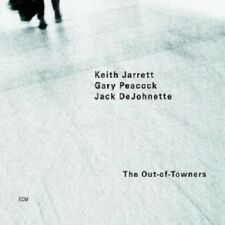 """KEITH JARRETT TRIO """"THE OUT OF TOWNERS"""" CD NEW+"""