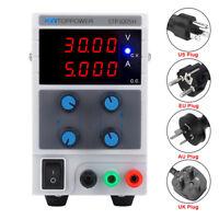 SKYTOPPOWER Variable Regulated DC Power Supply 0-30V/60V 0-3/5/10A Adjustable zg