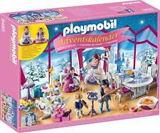 Playmobil Calendrier de l'Avent Bal de Noël Salon de Cristal Coloré fille noel