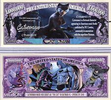 Catwoman - DC Comics  Series Million Dollar Novelty Money
