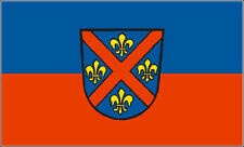 Aufkleber Ellwangen (Jagst) Flagge Fahne 8 x 5 cm Autoaufkleber Sticker