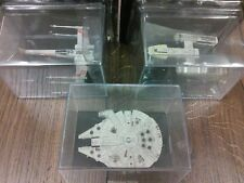 StarWars DeAgostini Starship Collection for X-wing Y-wing Millennium Falcon Ep4