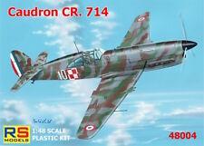 RS Models 1/48 Caudron CR.714C-1 # 48004