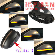 Spiegel LED Seitenlicht Laufblinker VW Passat 365 CC Scirocco Beetle EOS JETTA 4