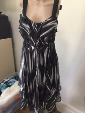 SZ 12 DAVID LAWRENCE COCKTAIL DRESS *BUY FIVE OR MORE ITEMS GET FREE POST