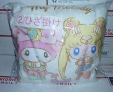 LIMITED JAPAN SAILOR MOON KUJI 7 11 PRIZE LOTTERY MY MELODY SANRIO BLANKET SOFT