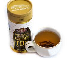 Prime Ceylon Garden Fresh Golden Tea Tips 'A' grade Gold Tea Loose Leaf 50g