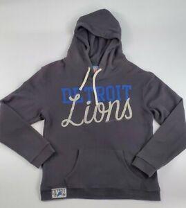 Detroit Lions Pullover Hoodie 2014 Junk Food Women's Size Large