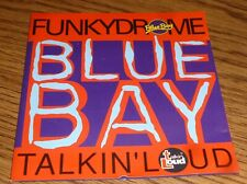CD Funkydrome - Blue Bay - Talkin' Loud - Promo-CD