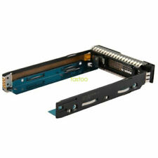 """3.5"""" LFF SAS SATA HDD Tray Caddy for HP PROLIANT Gen8 Gen 8 G9 Server 651314-001"""