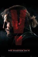 Metal Gear Solid V: Deckel-Maxi Poster 61cm x 91.5cm NEU und versiegelt
