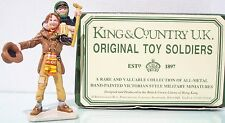 King & Country World Of Dickens Do17 Bob Cratchit & Tiny Tim Exib