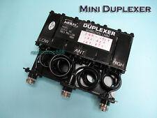 20W MINI VHF 6 Cavity Duplexer for radio-tone repeater