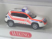 selten: Wiking Österreich VW Tiguan Ambulance Berufsrettung Wien KDO