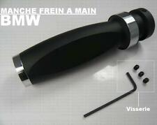 POIGNEE MANCHE LEVIER FREIN A MAIN NOIR MAT BMW E46 SERIE 3 98-06 320D 330i M3 M