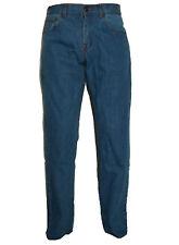 Jeans pantaloni da per moto con protezioni  S 46 M 48