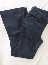 """Ladies """"Maurices"""" Size 9/10R (W31 X L31), Navy Blue, Boot Cut Casual Pants"""