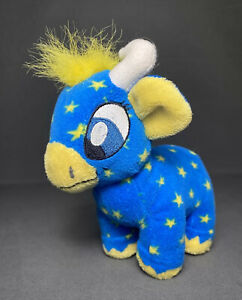 """RARE Neopets Starry KAU Plushie Toy Series 6 Target Exclusive Keyquest 2008 6"""""""