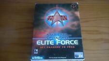 Star Trek Voyager Original First Edition PC BIG BOX