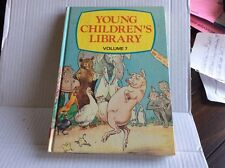 Young Children's Library Mother's Guide Volume 7 1963 Book Vintage Book Retro
