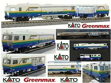 KATO by GREENMAX DAB RAILS BOURREUSE MULTIPLE PLASSER THEURER échelle-N