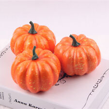 Decorative pumpkin Halloween Props faux vegetables Pretend Play Photography Food