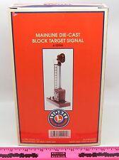Lionel ~ 6-22945 Mainline die-cast block target signal