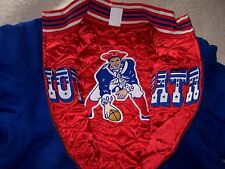 Mitchell & Ness Patriots reversible wool jacket size 52 2xl  new  retail 450$