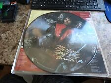 Michael Jackson - Thriller 25th Anniversary * 2008 Epic Picture Disc GOOD