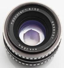 Carl Zeiss aus Jena Pancolar 50mm 50 mm 1.8 1:1.8 M42 Anschluss