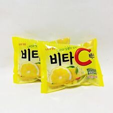 17.5g x 2 Lotte VITA C Box Vitamin C Candy 900mg for daily Vitamin Supplement