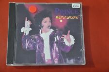 PRINCE  CD HOUSEQUAKE  LIVE MINNEAPOLIS 87  , MADE IN FRANCE SECAM