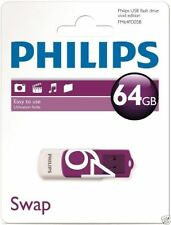 Philips USB-STICK Vivid 2.0 64 gb fm64fd05b