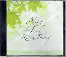 Christ the Lord is Risen Today - Mark Geslison & Geoff Groberg (2008) -CD- (NEW)