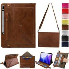 "Smart Messenger Bag Sleeve Case Cover For Samsung Galaxy Tab S7 plus 12.4"" T970"