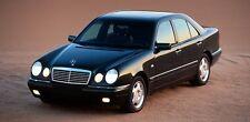 Mercedes W210 Nuevo Kotflügel Esmaltado Color Deseado Delante Derecho/Izquierda