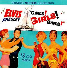 Elvis Presley-Girls! Girls! Girls! Original Masters CD-UK issue-PLAY118 - OOP