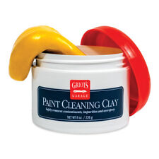 Griot's Garage Paint Cleaning Clay 8 oz Lift Embedded Contaminants Not Clearcoat