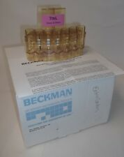 Beckman Coulter PTS-2000 Centrifuge Sector 7mL 16mm X 75mm 757623 5-Pack NIB