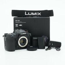Panasonic LUMIX DC G9 Mirrorless Digital Camera