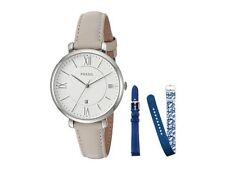 Fossil Watch * ES4020 Jacqueline Leather Strap & Bracelets Set COD PayPal