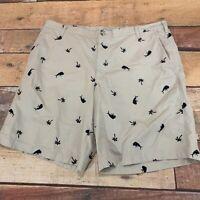 Columbia PFG Mens Shorts Size 40 Fishing Casual J201