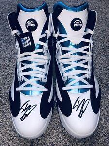 Shaquille O' Neal autographed Reebok Pump Shaq Attaq PROMO signed shoes FANATICS