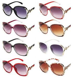 Womens Designer Polarized Sunglasses Oversized Driving Eyewear Ladies Fashion UK